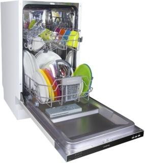 Экономичная программа (ЭКО) в посудомойках Maunfeld