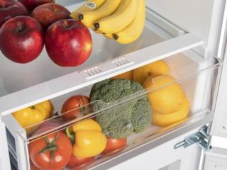 Система динамического охлаждения в холодильниках Maunfeld