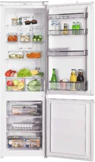 Встраиваемый холодильник Maunfeld MBF177NFFW – обзор функционала