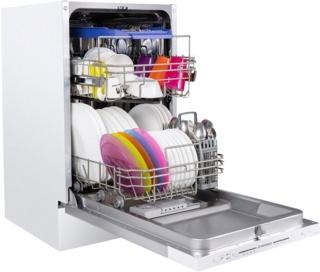 Компактные посудомоечные машины от Maunfeld