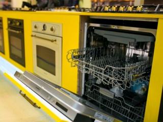 Встраиваемые посудомоечные машины от Maunfeld: обзор линейки