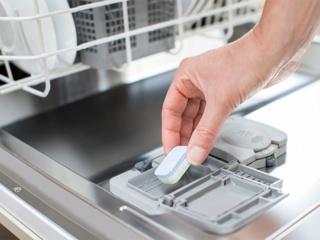 Что делать, если в посудомоечной машине не растворяется таблетка? Ответ найден