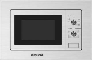 Камера с эмалевым покрытием в микроволновых печах Maunfeld