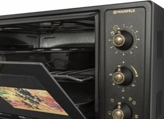 Ступенчатый режим приготовления в микроволновых печах Maunfeld
