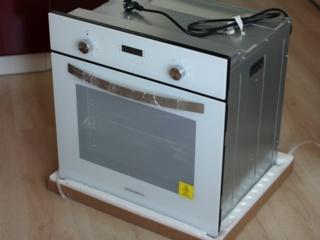 Тангенциальная система охлаждения в духовках Маунфилд
