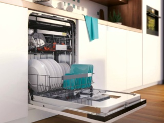 Режим деликатной мойки в посудомоечных машинах Maunfeld