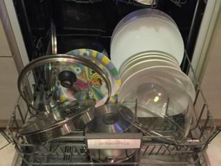 Режим «Быстрая мойка» в посудомоечных машинах Maunfeld