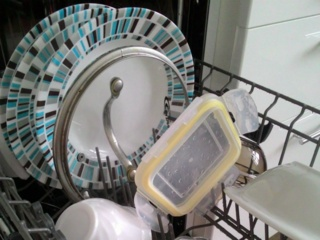 Режим «Предварительное ополаскивание» в посудомоечных машинах Maunfeld