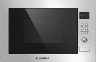 Микроволновые печи Maunfeld цвета нержавеющая сталь