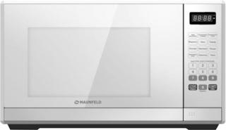 Белые микроволновые печи Maunfeld