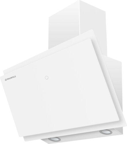 Закаленное стекло с цветной рамкой (fullscreen) для Huawei Honor 6C DF hwColor-11 (white)